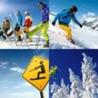 3 Lettres Niveau Ski