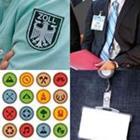 5 Lettres Niveau Badge