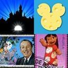 6 Lettres Niveau Disney