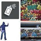8 Lettres Niveau Graffiti