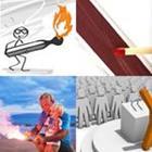 9 Lettres Niveau Enflammer