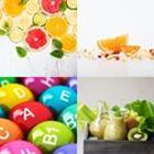 9 Lettres Niveau Vitamines